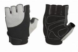 Γάντια Προπόνησης Kettler Μ μαύρο-γκρί 7370-081