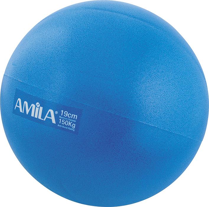 Μπάλα γυμναστικής pilates AMILA (48400) Διάμετρος 19cm