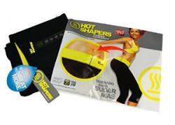 Hot Shapers - Παντελόνι εφίδρωσης -αυθεντικό προϊόν- S,M,L,XL,XXL μεγεθος.