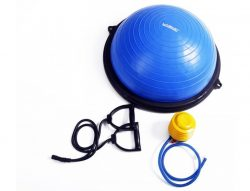 Μπάλα ισορροπίας με λάστιχα Live Up B-3570