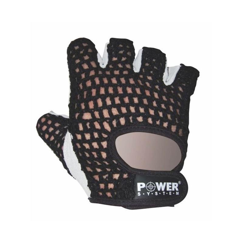 Power System - Γάντια γυμναστικής (κοφτά) BASIC PS-2100  95e7b19abe0