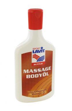 Masage Body Oil Sport Lavit