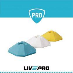 Κώνοι ταχύτητας (12 τεμάχια) Live Up Pro