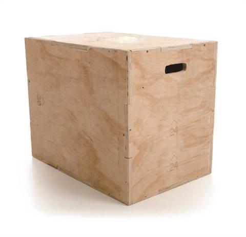 Πλειομετρικό κουτί (Plyo Box)