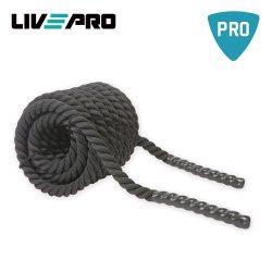 Σχοινί Προπόνησης 10 μέτρα Live Up Pro