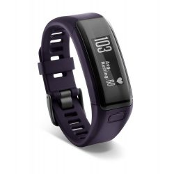 GARMIN VIVOSMART PURPLE HR 010-01955-19