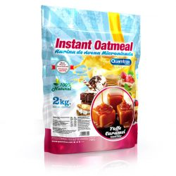 Oatmeal 2000g (Quamtrax)