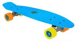 "Skateboard Plastic (22.5"") Μπλε Nijdam"