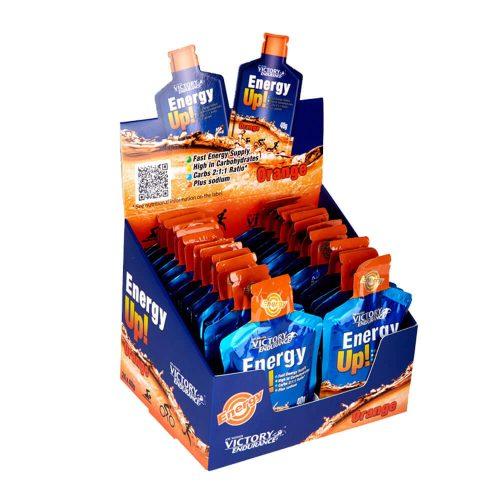 Weider Energy Up Victory Endurance (24 X 40 gr) Orange