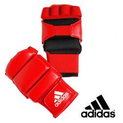 Γάντια Jiu-Jitsu Adidas PU Hi-Tech - 4050203 Red