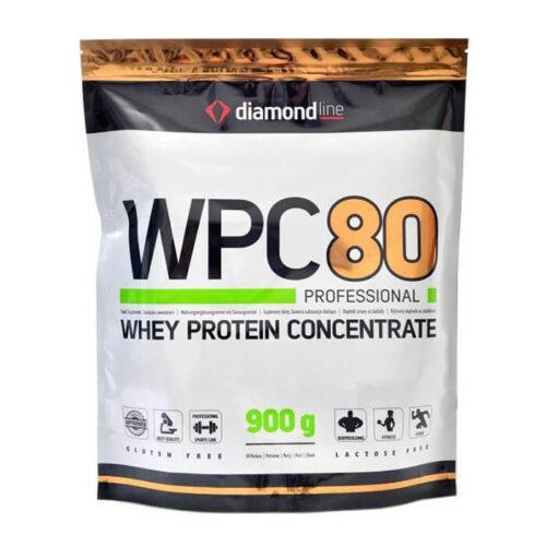 Hitec Nutrition Diamond Line WPC 80 - 900g - Chocolate